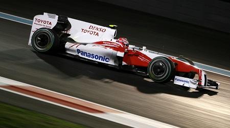 モータースポーツ史上最大の赤字はトヨタF1