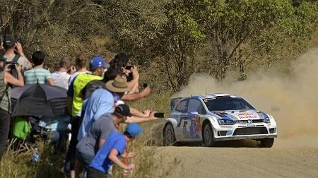 2013 WRC 第10戦 ラリーオーストラリア 結果