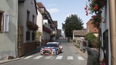 2013 WRC 第11戦 フランス 結果
