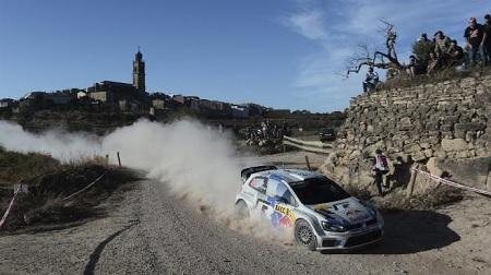 2013 WRC 第12戦 スペイン 結果