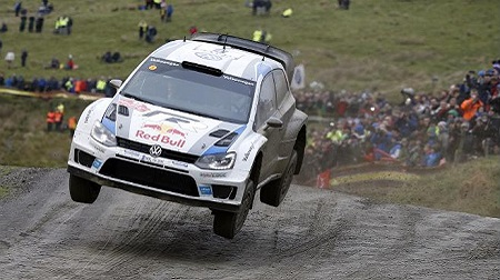 2013 WRC 第13戦 イギリス 結果
