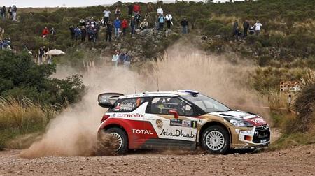 2013 WRC 第5戦 ラリー・アルゼンチン 結果