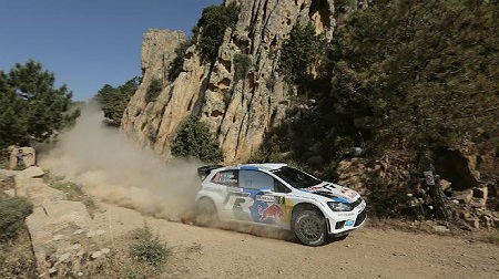 2013 WRC 第7戦 ラリー・サルディニア 結果