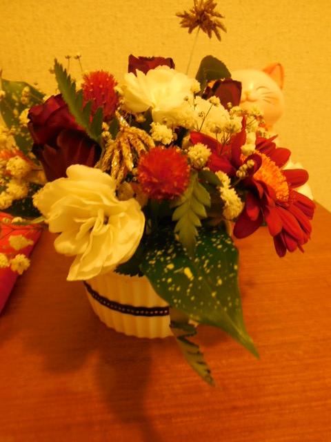 お花」1115Ð