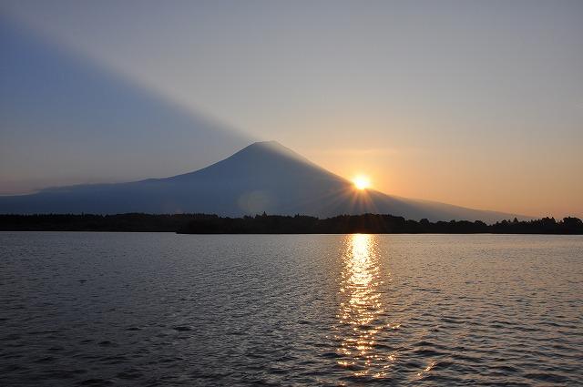 富士秋分の日の出S富士秋分日の出