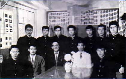 芝浦工業大学超音波研究室 昭和38年