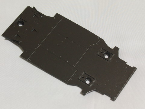 SLRマクラーレン_塗装済みダイキャスト製アンダーパネル