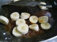 カラメルバナナ1