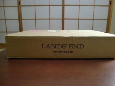 ランズエンド箱