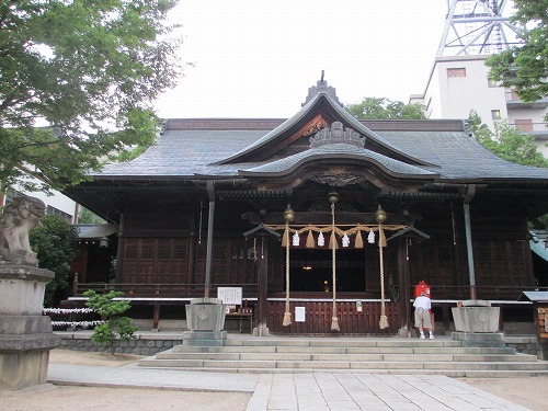 四柱神社130816