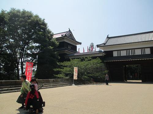 上田城址130814p2