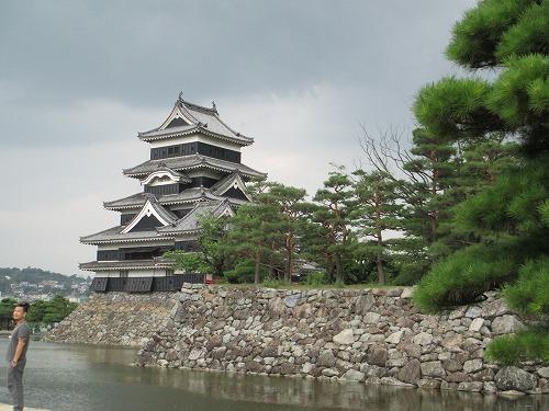 松本城130815p2