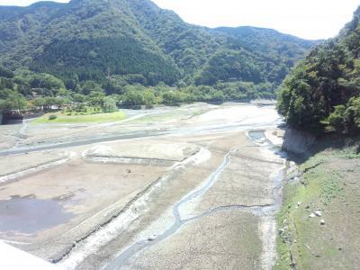 玄倉川から丹沢湖