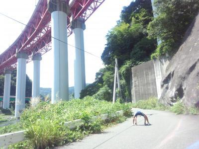 東名高速橋下2