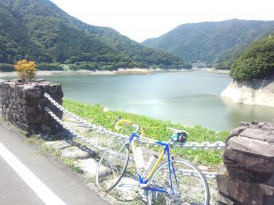 丹沢ダム湖