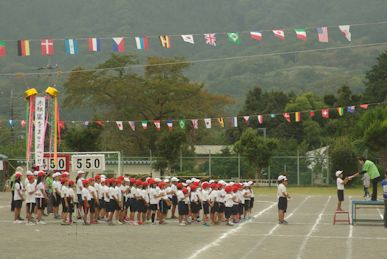 2014年運動会6