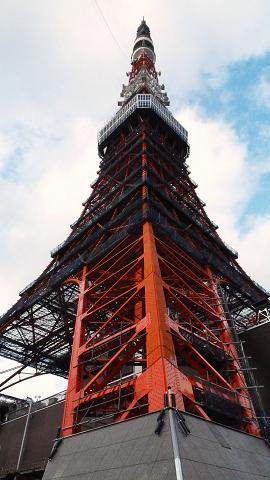 東京タワーでした!