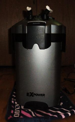 テトラユーロエックスパワーフィルター120