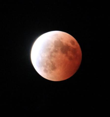 皆既月食 014月食