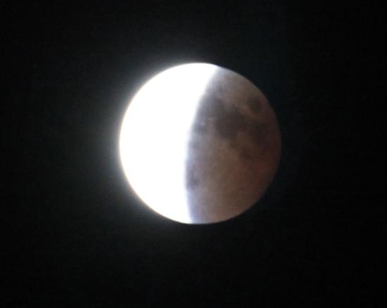 皆既月食 017月食