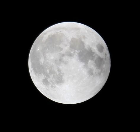皆既月食 050月食