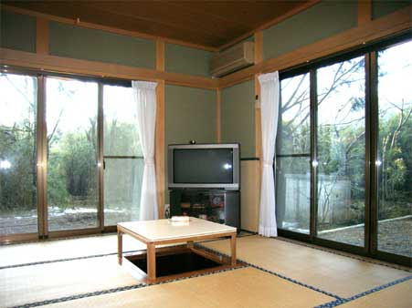仙石原和室