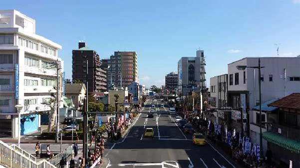 箱根駅伝往路1