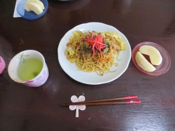 5-3昼食