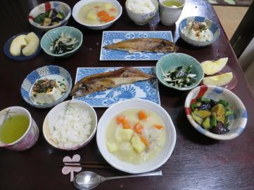 5-4夕食