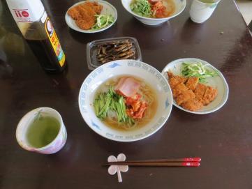 5-5昼食