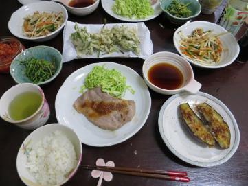 5-5夕食