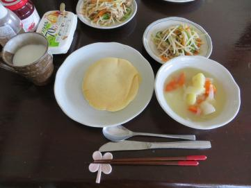 5-6昼食