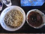 かもん 味玉つけ麺 13.5.25