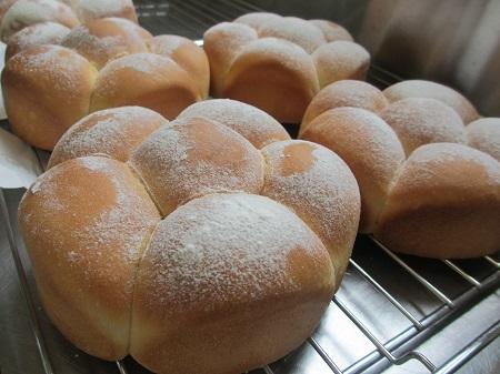 ちぎりパン わくわく