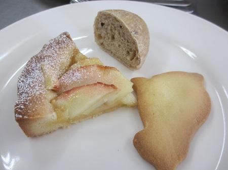 りんごタルト パン