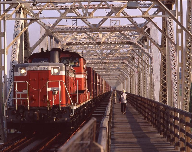 赤川鉄橋 RHP