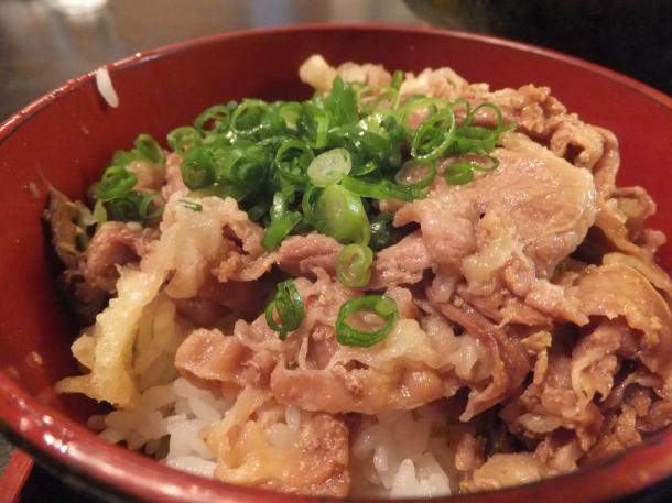 牛丼(小)