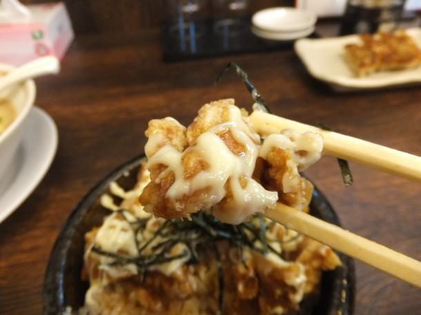 チキン丼(中)