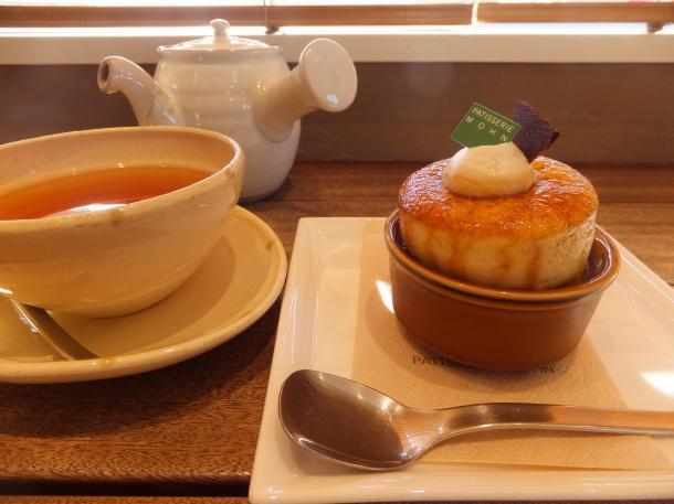 アンポーズと紅茶