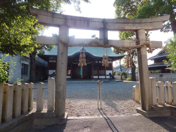 太田八幡宮神社