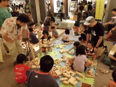 大人気!おもちゃ広場