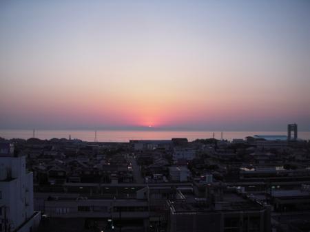 魚津からの眺め#2