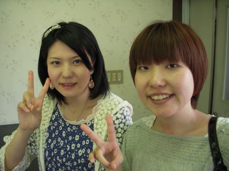 2013 夏 サロンスタイル カットセミナー 富山 モデルさん達