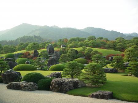 足立美術館 庭園#2