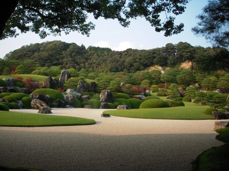 足立美術館 庭園#3