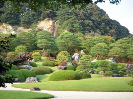 足立美術館 庭園#4