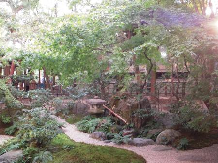 足立美術館 庭園#5