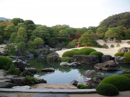 足立美術館 庭園#7