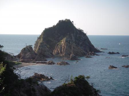 ジオパーク 浦富海岸#2
