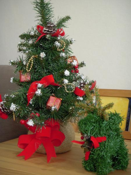 平成25年11月 クリスマス飾り